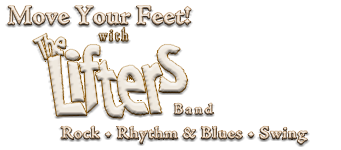 The Lifters Band Logo